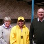 From Left Deborah Joubert, Elizabeth Klopper & Wallo Currie
