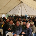 The Farmers Day was well  attended