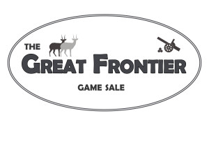 Frontier Game Sale Logo