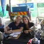 (L-R) Sunell Lockwood & Nicole Whitehead