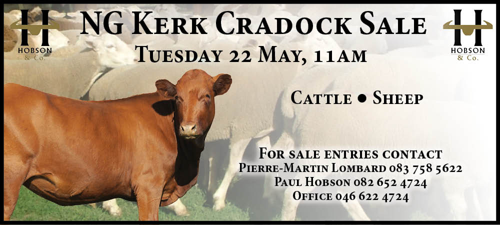 Cradock NG Kerk May 20182