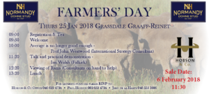 Normandy Farmers Day