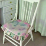 Dressing Room Table Chair