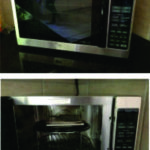 LG Convestion Microwave
