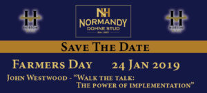 Normandy Dohne Farmers Day