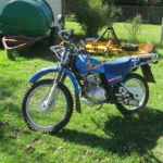 Yamaha 200 AG Moterbike